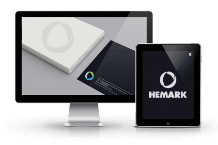Hemark corporate identity